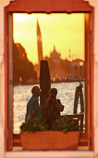 Utcák alatti utcák - Velence